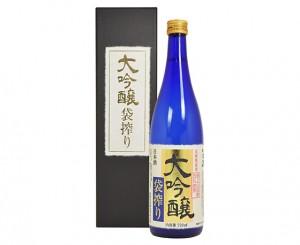 山田錦大吟醸袋搾り