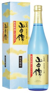 16しぼりたて山田錦特別純米生酒720mlカートン付